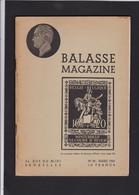 Balasse Magazine N° 29 Mars 1943 60 Pages - Manuali
