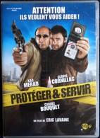 Protéger Et Servir - Kad Merad - Carole Bouquet - Clovis Cornillac . - Komedie