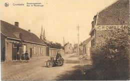 Crombeke NA1: Rousbruggestraat ( Moto ) - Poperinge