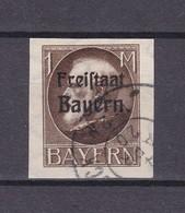 Bayern - 1920 - Michel Nr. 165 B - Gest. - 28 Euro - Bavaria