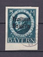 Bayern - 1920 - Michel Nr. 168 B - Gest. - 50 Euro - Bavaria