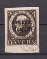 Bayern - 1920 - Michel Nr. 170 B - Gest. - 140 Euro - Bavaria