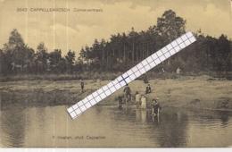 """CAPPELLENBOSCH-KAPELLEN""""ZOMERVERMAAK""""HOELEN 8643 UITGIFTE 1922 TYPE 6 - Kapellen"""