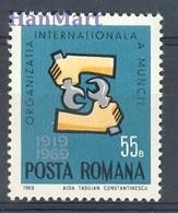 Romania 1969 Mi 2763 MNH ( ZE4 RMN2763 ) - ILO