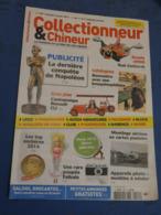 COLLECTIONNEUR & CHINEUR. N°189 2/1/2015.GOLDORAK. FEVE. METTING AERIEN. CHIENS EN CP. NAPOLEON. LEGO. - Kranten