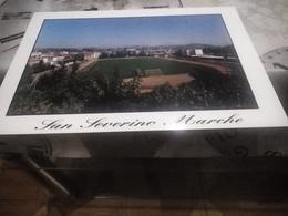Stadium,stade,estadio Campo Sportivo (San Severino Marche - Italia) - Football