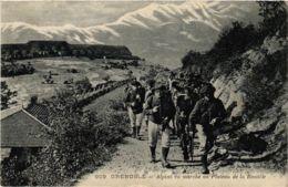 CPA Grenoble - Alpins En Marche Au Plateau De La Bastille FRANCE (961380) - Grenoble