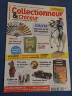 COLLECTIONNEUR & CHINEUR. N°204 21/8/2015. CASTROL. EVENTAILS. GOLDORAK. AVON. CAPSULE CHAMPAGNE. - Kranten