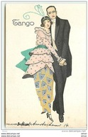 N°10165 - Carte Illustrateur - Mela Koehler - Couple - Tango - Koehler, Mela