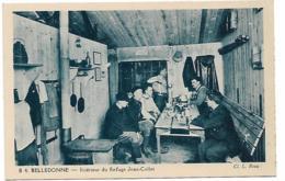 BELLEDONE - Intérieur Du Refuge Jean-Collet - Andere Gemeenten
