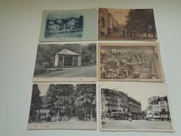 Lot De 40 Cartes Postales De Belgique  Spa    Lot Van 40 Postkaarten Van België  Spa  - 40 Scans - Postkaarten