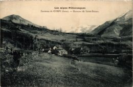 CPA Hameau De Saint-Breme - Environs De Corps FRANCE (962252) - Altri Comuni