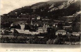CPA Saint-Martin-Levinoux - Vue Generale - Environs De Grenoble FRANCE (962324) - Autres Communes