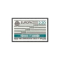 Timbre N° 2531 Neuf ** - Europa. Transport Et Communication. Câbles Et Satellites. - Ungebraucht