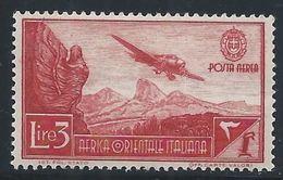 Afrique Orientale Italienne YT PA 8 XX / MNH - Afrique Orientale Italienne