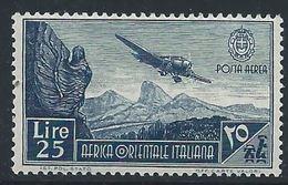 Afrique Orientale Italienne YT PA 11 XX / MNH - Afrique Orientale Italienne