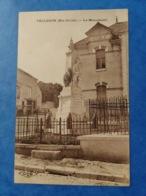 Vellexon Le Monument Haute Saône Franche Comté - Altri Comuni