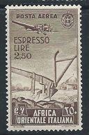 Afrique Orientale Italienne YT PA 13 XX / MNH - Afrique Orientale Italienne