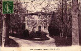 CPA Estrablin - Villa Bruyere FRANCE (962385) - France