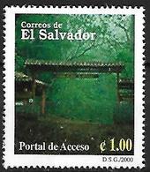 EL SALVADOR - MNH 2000 - Biodiversidad Del Parque Nacional El Imposible : Portal De Acesso - Andere