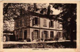 CPA Brezins - Le Chateau FRANCE (962408) - France