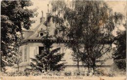 CPA Brezins-le-Bas - Le Chateau FRANCE (962516) - France