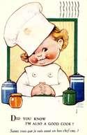 Illustrateurs - Signés > Attwell, M. L    / TACHE /LOT3046 - Attwell, M. L.