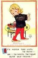 Illustrateurs - Signés > Attwell, M. L    / PLI /LOT3046 - Attwell, M. L.