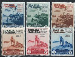 Somalie Italienne YT PA 1-6 XX / MNH - Somalie