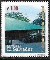 EL SALVADOR - MNH 2000 - Biodiversidad Del Parque Nacional El Imposible : C. De Interpretacion Ambiental - Andere