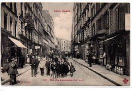 """Paris : Série """" Tout Paris """" N° 938  Rue Des Couronnes  XX Ar - Francia"""