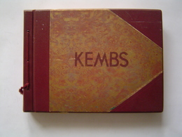 ALBUM DE PRESTIGE : 41 X GRANDE PHOTOGRAPHIE 1929 - 1933 / ECLUSE & CENTRALE ELECTRIQUE DE KEMBS / ALSACE - Lieux