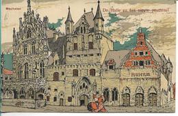 Mechelen De Halle - Mechelen