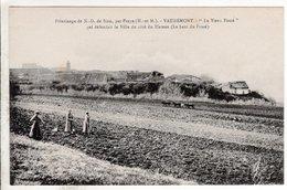 Cpa Vaudemont Le Vieux Fosse - France