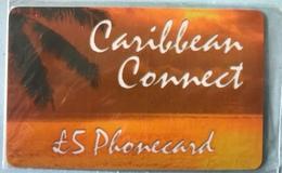CARAÏBES  -  Prepaid  - Caribbean Connect -  £5 - Altri – America