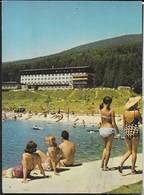 SLOVACCHIA - MONTI TATRA - TALE - HOTEL PARTIZAN - VIAGGIATA 1971 - Slovacchia
