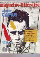 Le Magazine Litteraire 276 - Avril 1990 / Albert Camus - - Histoire
