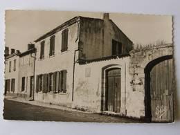 CPSM  - SAINT PIERRE - La Maison De Loti - Saint-Pierre-d'Oleron