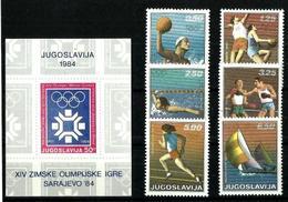 Yugoslavia HB-21 Y 1335/40 Nuevo - Collections, Lots & Séries
