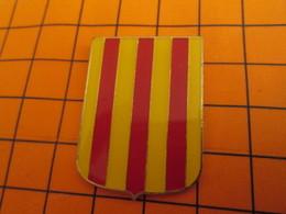 320 Pin's Pins / Belle Qualité & Rare / THEME AUTRES : GRAND PIN'S ATLAS BLASON ECUSSON ARMOIRIES COMTE DE FOIX Une Fois - Pins