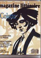 Le Magazine Litteraire 266 - Juin 1989 - Colette - - Histoire