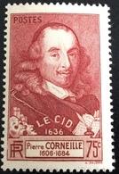 N° 335  NEUF ** SANS CHARNIÈRE ( LOT:171 ) - France