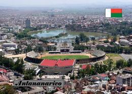Madagascar Antananarivo Aerial View Stadium New Postcard Madagaskar Stadion AK - Madagascar