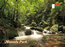 Madagascar Masoala National Park UNESCO Waterfalls New Postcard Madagaskar AK - Madagascar