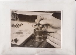 Automatic Phone Marvels Telephone Exchange  20*15CM Fonds Victor FORBIN 1864-1947 - Profesiones