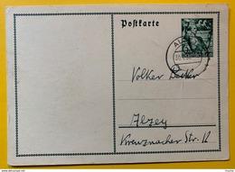 9716 - Ganzache Zum 30 Januar  Alzey 30.01.1938 - Deutschland