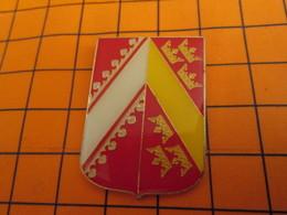 320 Pin's Pins / Belle Qualité & Rare / THEME AUTRES : GRAND PIN'S ATLAS BLASON ECUSSON ARMOIRIES ALSACE - Pins