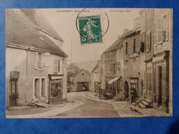 Faverney Rue Thiers  Haute Saône Franche Comté - Altri Comuni