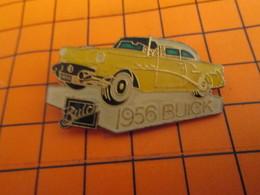 320 Pin's Pins / Belle Qualité & Rare / THEME AUTOMOBILES : BUICK JAUNE DE 1956 - Autres