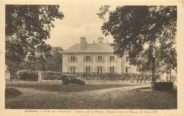 ACHERES - Forêt De Saint Germain, Château De La Muette, Rendez Vous De Chasse De Louis XIV. - Acheres